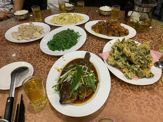Farm cooked food