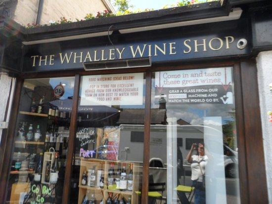 Whalley Wine Shop Photo