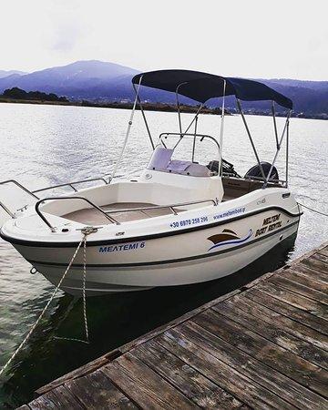 Meltemi Boat Rental