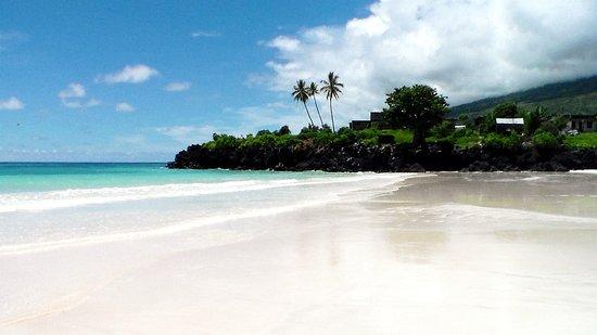 Ein Tag am Strand von Chomoni, - Grande Comore