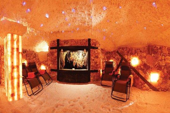 Oakville Salt Cave