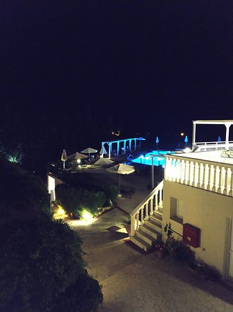 Wspaniały, cichy hotel!