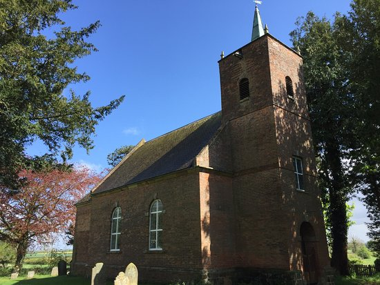 Market Rasen, UK: All Saints Church Gautby
