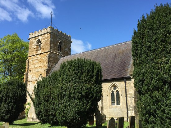 St Giles Church Langton by Wragby