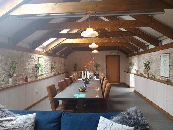 Dunnet, UK: The Distillery Lounge