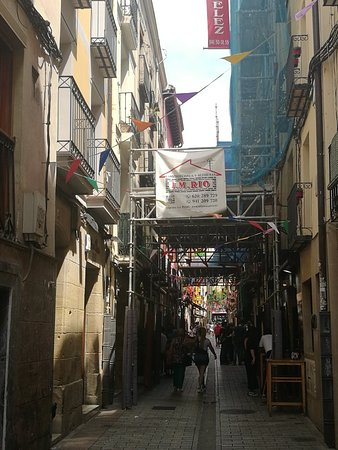 Calle San Juan صورة فوتوغرافية