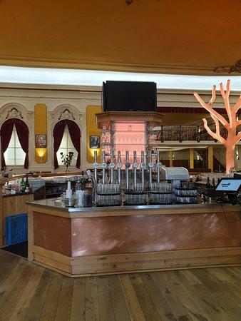 Brandauer Schlossbrau: Great tavern