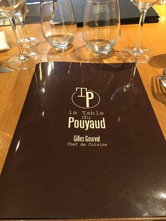 La Table Du Pouyaud Picture Of La Table Du Pouyaud Champcevinel