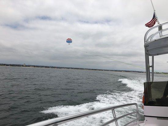 San Diego Parasailing-billede