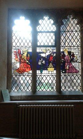 Window in the Undercroft