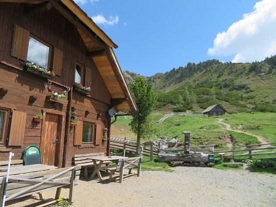 Sankt Oswald bei Freistadt, ออสเตรีย: mountain huts