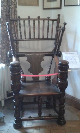 Chair in Anteroom