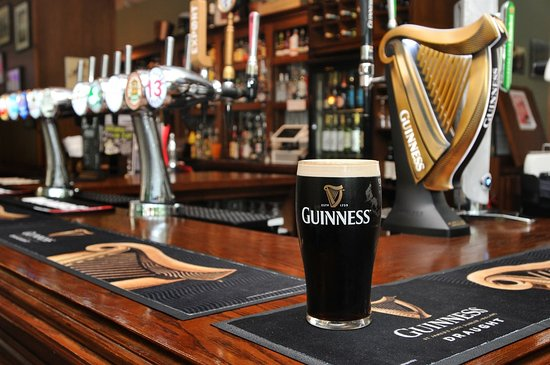 Best pint of Guinness in Manchester. Come put our pint pulling skills to the test.