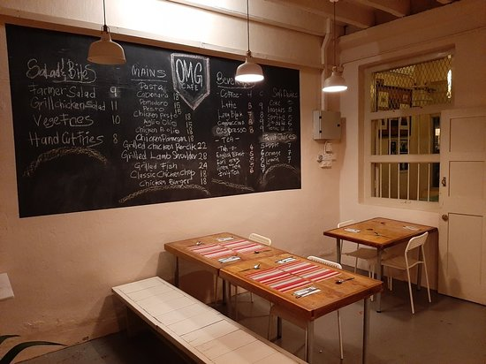 O.M.G Restaurant Penang