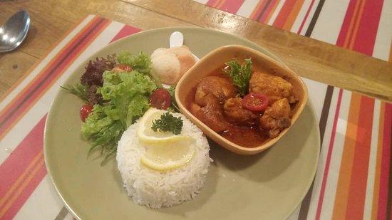 Potret O.M.G Restaurant Penang