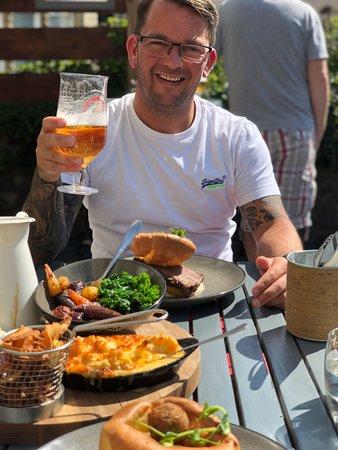 Brace & Browns: Beer and food