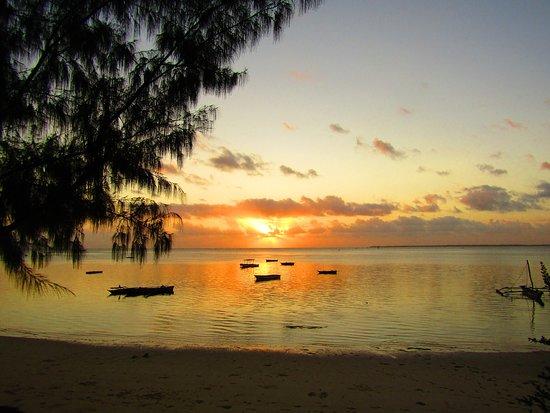 Marumbi, Tanzania: восход