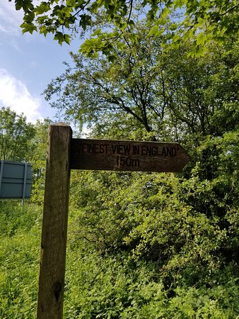 Grand Yorkshire: Even a sign!