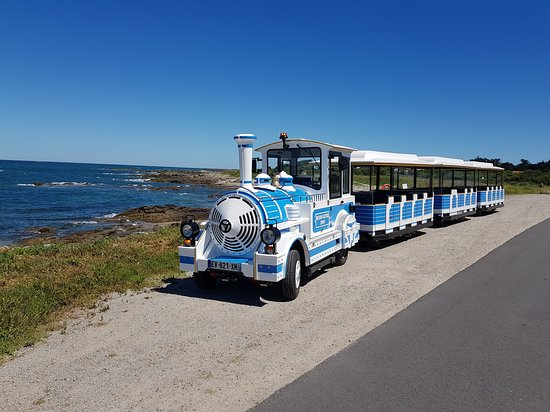 Le Petit Train de l'ile d'Yeu