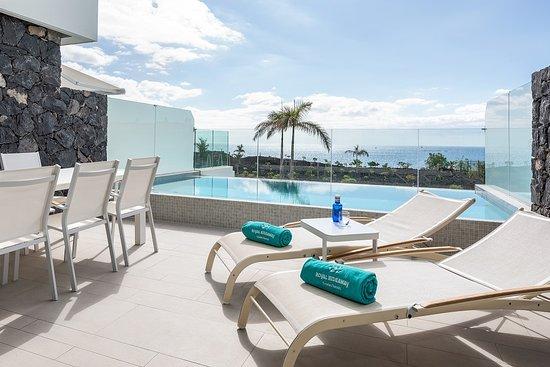 Royal Hideaway Corales Suites: Duplex Villa Suite with private pool