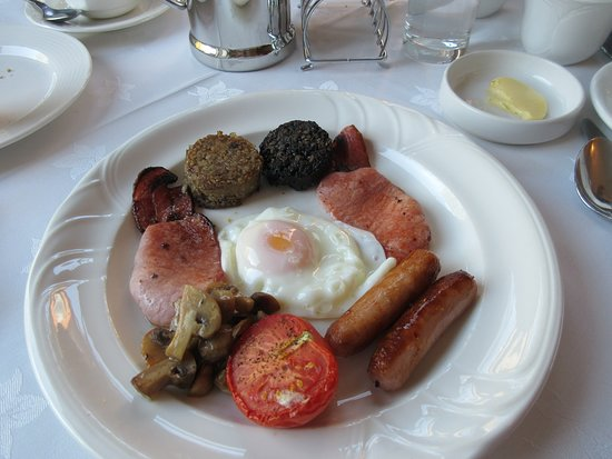Custom made breakfast. This is the full Irish version.
