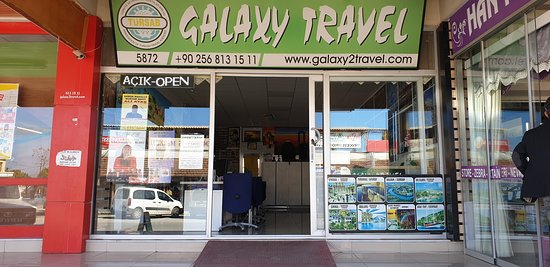 ‪Galaxy Travel‬
