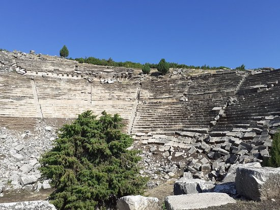 Kibyra Antik Kenti: Kibyra