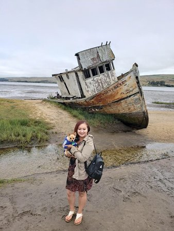 Inverness Store: Ship wreck!