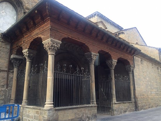 Cathedral of Jaca Photo