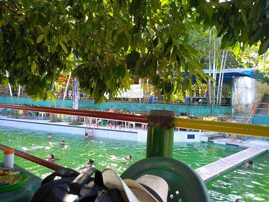 Castanhal: areá das piscinas