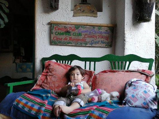 Чулумани, Боливия: Country House