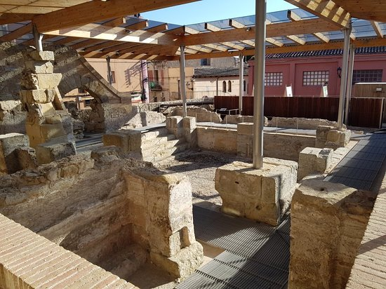 Termes Romanes, Caldes de Malavella