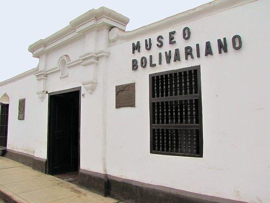 Resultado de imagen para museo bolivariano pativilca