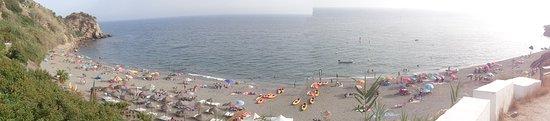 Maro, Spain: Vista panorámica completa