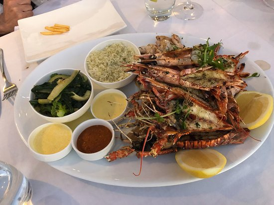 Paranga: Seafood plate