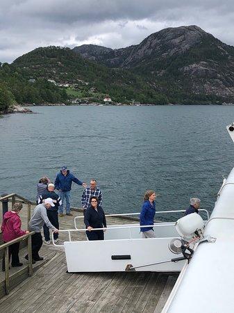 Pulpit Rock Fjord Tour