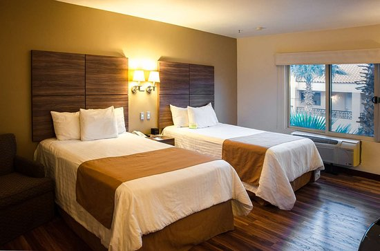 Best Western Cumbres Aeropuerto: Double room