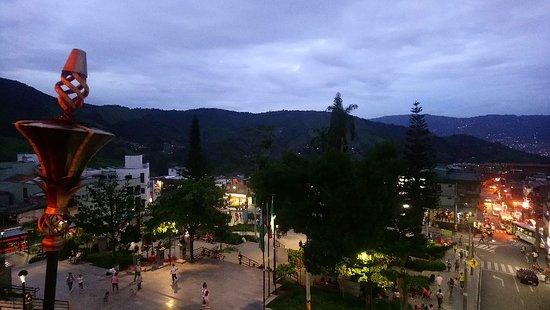 San Antonio de Prado, Colombia: Lugar mágico, comida deliciosa y buena vista!!!