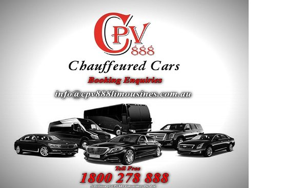 CPV888 Chauffeured Cars