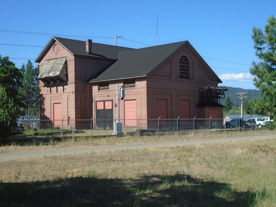 South Cle Elum, WA: Substation