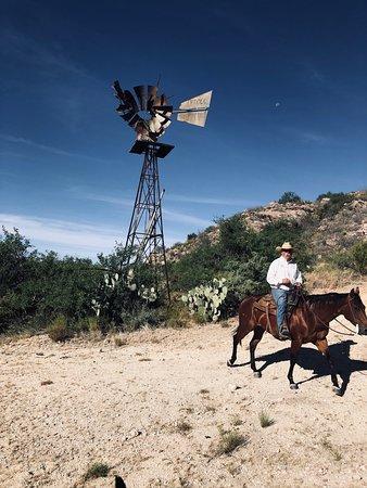 Sasabe, AZ: Ross Knox. Gentleman cowboy. Cowboy poet. World's Most Interesting Man.