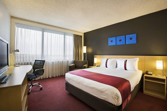 Holiday Inn Melbourne Airport: Guest room