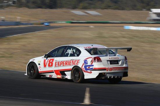 V8 Race Experience