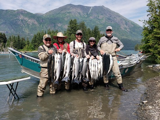 Alaska River Adventures - Day Tours (Cooper Landing) - 2019 Book in