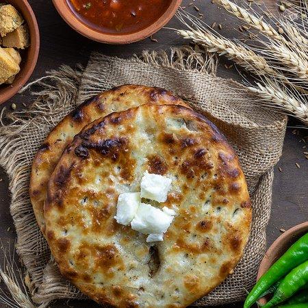 Punjab Grill BKC: Amritsari Kulche