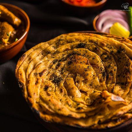Punjab Grill BKC: Laccha Paratha
