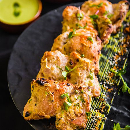 Punjab Grill BKC: Murg Malai Tikka