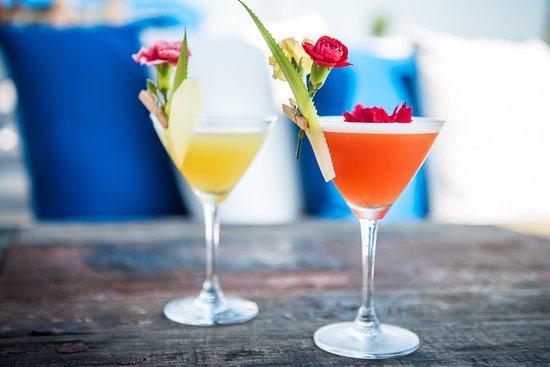 World-class cocktails