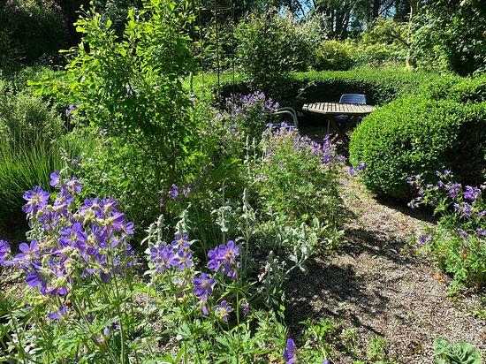 Killahusets trädgård