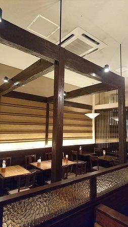 Kobe-Motomachi Doria Ami Premium Outlet: 日式蛋包飯專賣店環境